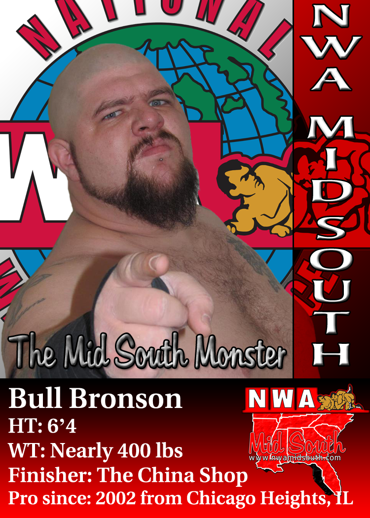 The Big Man – Bull Bronson