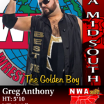 NWA MID SOUTH Golden Boy