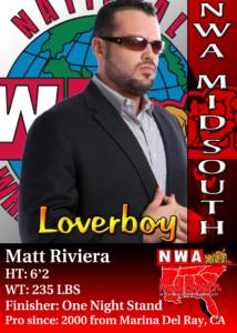 Matt Riviera NWA MID SOUTH