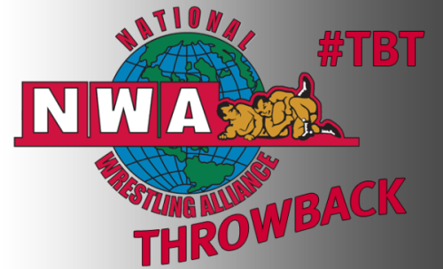 NWA MID SOUTH: Throwback Thursday Dusty Rhodes VS Harley Race