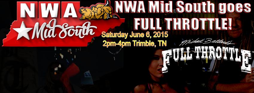 NWA Mid South goes FULL THROTTLE