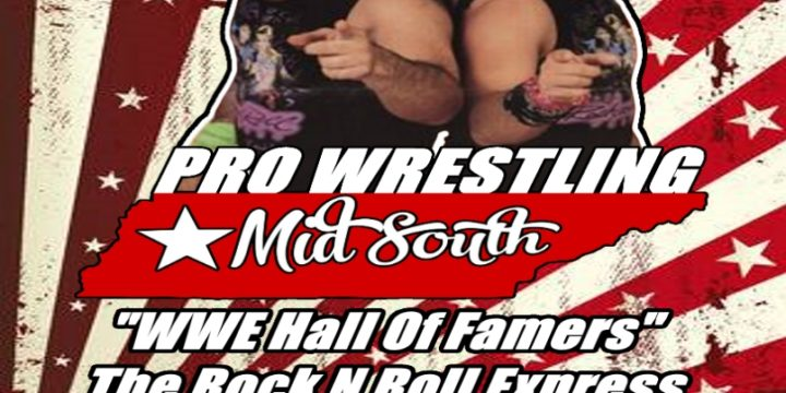 Pro Wrestling Mid South gets a taste of Rock N Roll