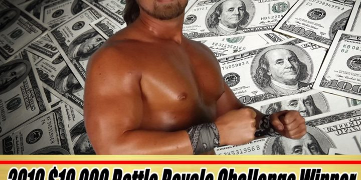 2019 $10,000 Battle Royale Challenge Winner